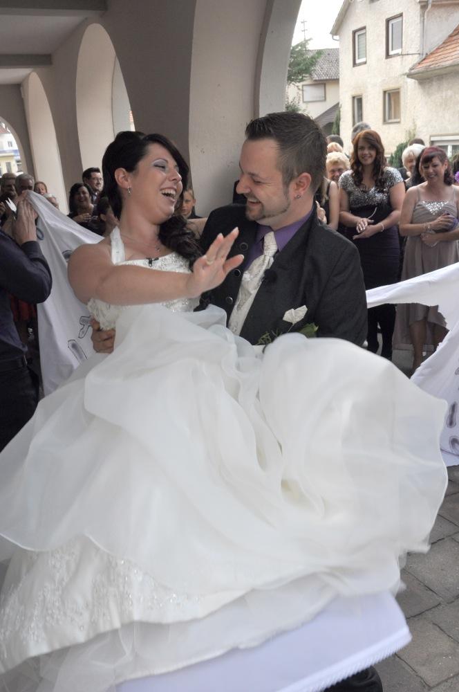 Traumpaar: Sandra & Martin