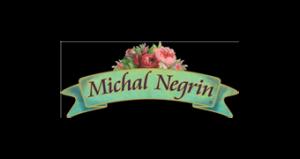 Logo Michal Negrin freigestellt