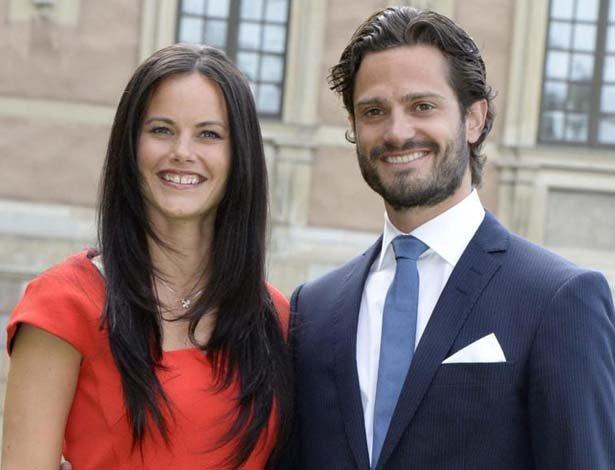 Liebe mit Happy End:Prinz Carl Philip und Sofia Hellqvist treten vor den Traualtar. Foto:Jonas Ekströmer